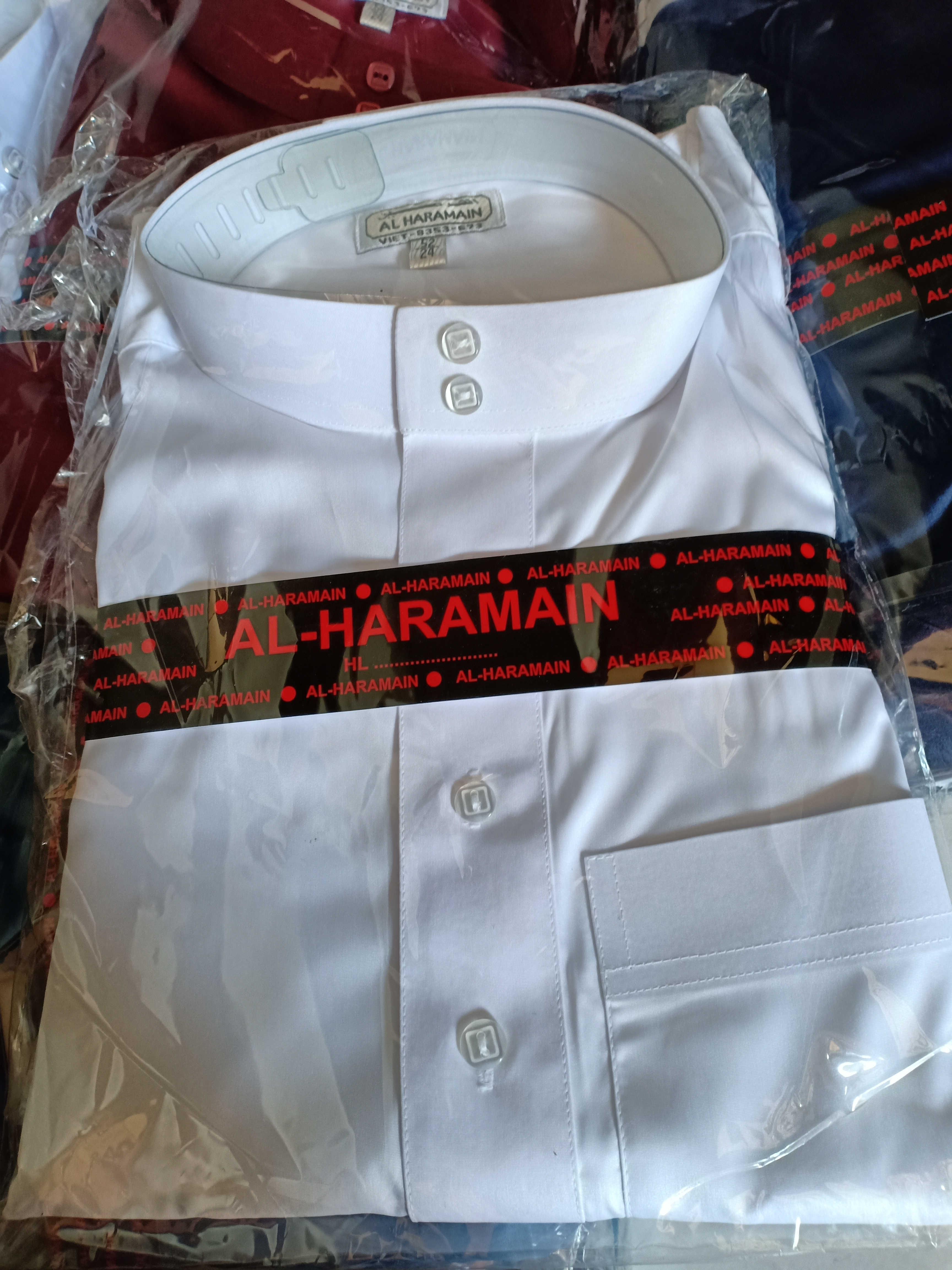 Jubah Haramain Remaja Yazid Collection